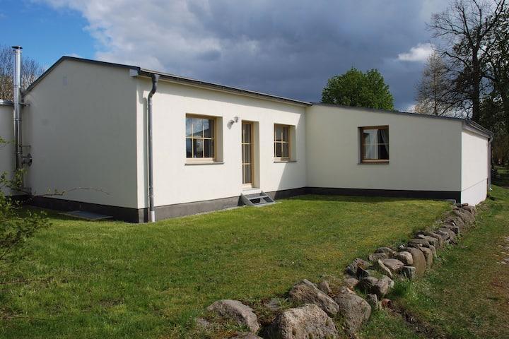 Spacious Holiday Home in Lüdersdorf with Sauna