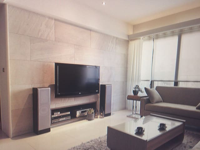 Warm Theme Room - 埔鹽鄉 - Wohnung