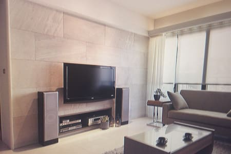 Warm Theme Room - 埔鹽鄉 - Lejlighed