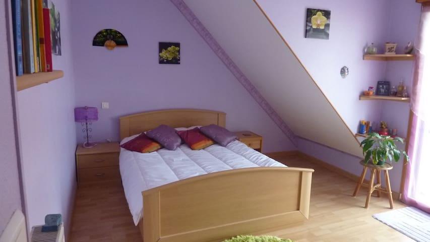Chambres libres,  residence calme