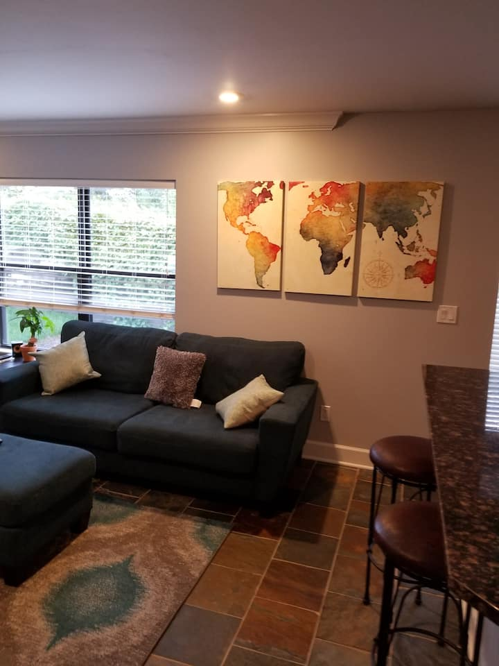 Downtown KC fully furnished Condo