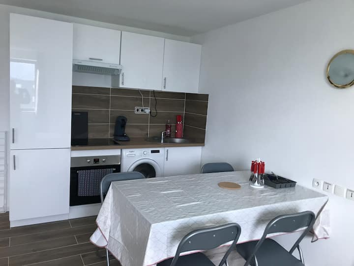 Appartement Futuroscope T2-40m2/800m a pied