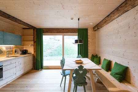 House Giatla, Apartment Giatla, in Tyrol, Austria - Innervillgraten - Pis