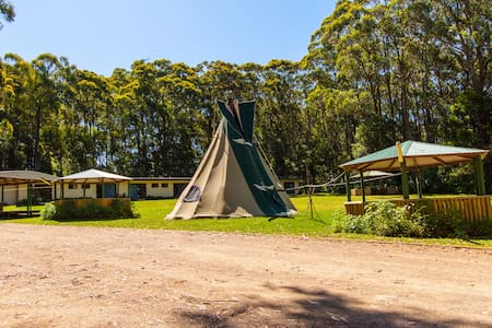 Fitzroy Falls Conference & Adventure Centre. - Wildes Meadow