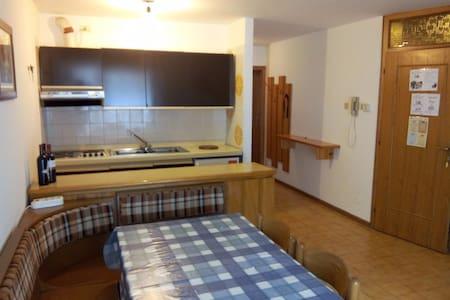 Appartamento x 4/6 vicinissimo a piste e trekking - Tesero