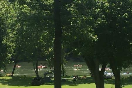 Serenity on the Shenandoah River