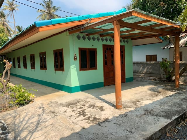 บ้านพักส่วนตัวใกล้ชายหาด