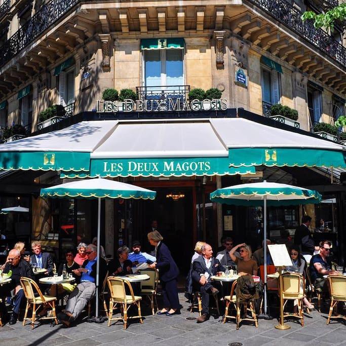 Foto de Les Deux Magots