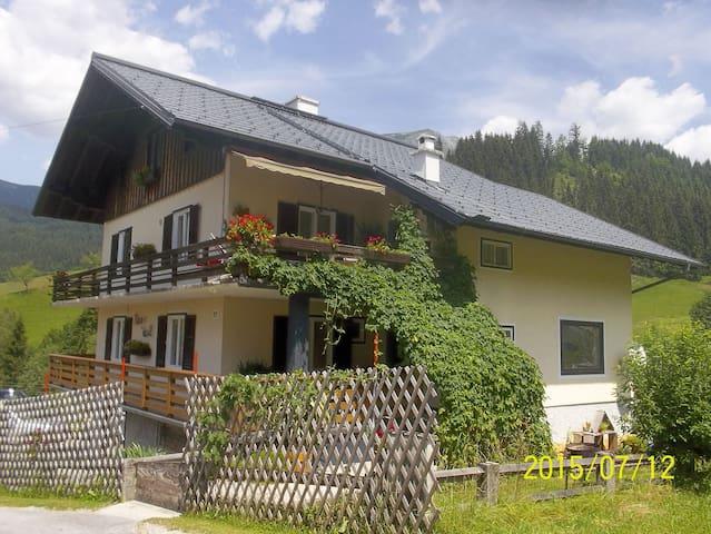 Ferienwohnung Haus Wastl