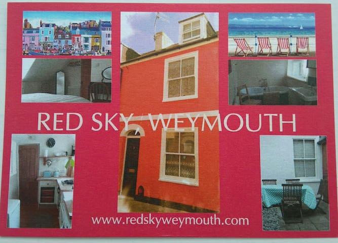 3 Bedroom Grade II Listed House Near Beach - Weymouth - Casa