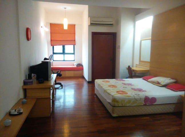 Heritage Residence, Seri Kembangan, Selangor - Kuala Lumpur - Lägenhet