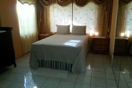 Guestrooms at Danishie's Place #3 - Spanish Town