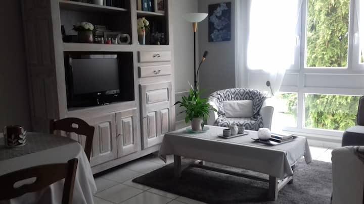 appartement lumineux et fonctionnel