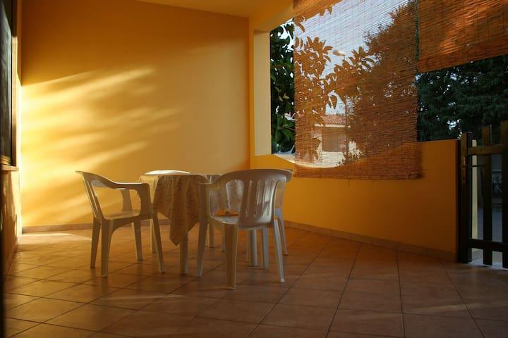 Mandriola (OR) – appartamento a 150m dal mare - Mandriola - Rumah