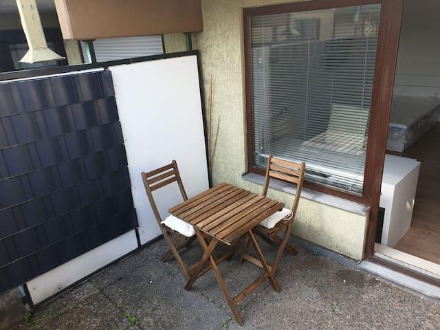 Top möblierte Wohnung mitten in Heidelberg