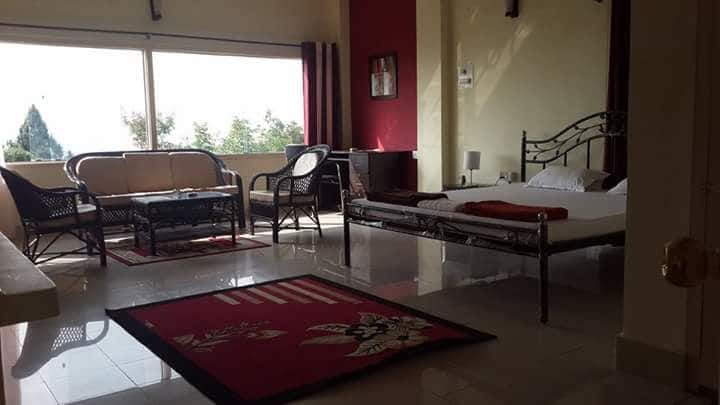Riverside Lodge,Bedroom 1