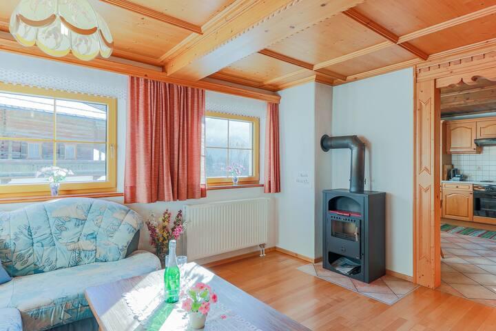 Tasteful Apartment in Schwoich Tyrol with Garden