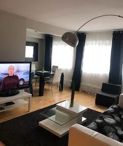 Elegant two bedrooms