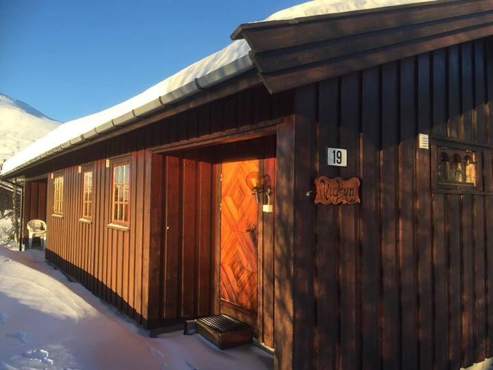 Koselig fjellhytte i Hemsedal