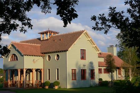 Lodge - Saint-Hymer