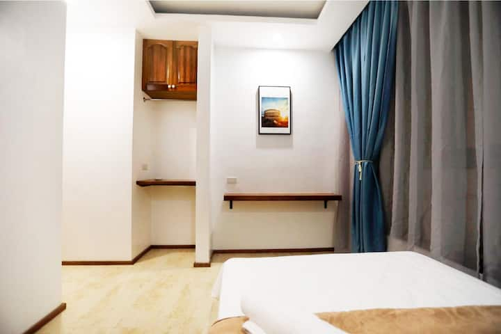 MEDUSA HOTEL/ SINGLE BED RM. 403