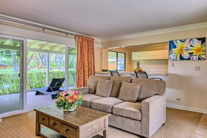 Kaanapali Beach Cottage: 2 Bedroom Garden Suite