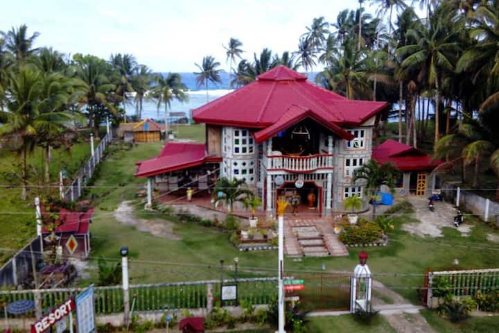Siargao Pacifico AC Single Room hot & cold shower