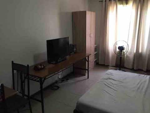Studio type condominium at Mandaue City, Cebu.