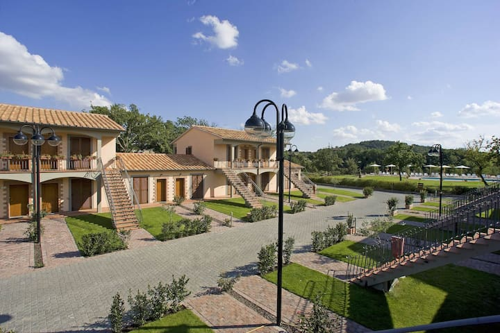 Spa Resort, swimming pool, playground, relax. B41p