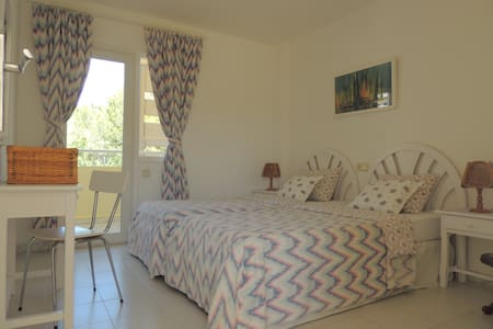 Bonito apartamento a 2 min de playa - Appartement