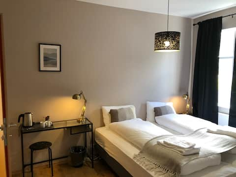 Modern and comfortable room at the Golden Circle