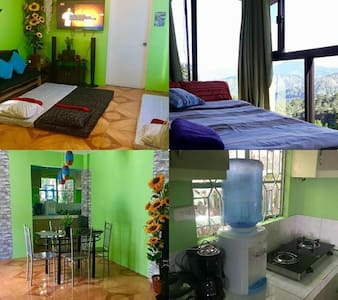 Baguio Hide Away Unit A