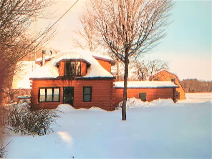 Big Cedar River Farmhouse