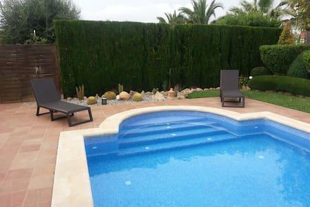Villa avec piscine, Port Adriano - El Toro - House - 1