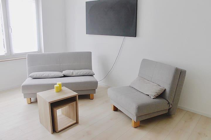 City Apartment Luxus zum Wohlfühlen