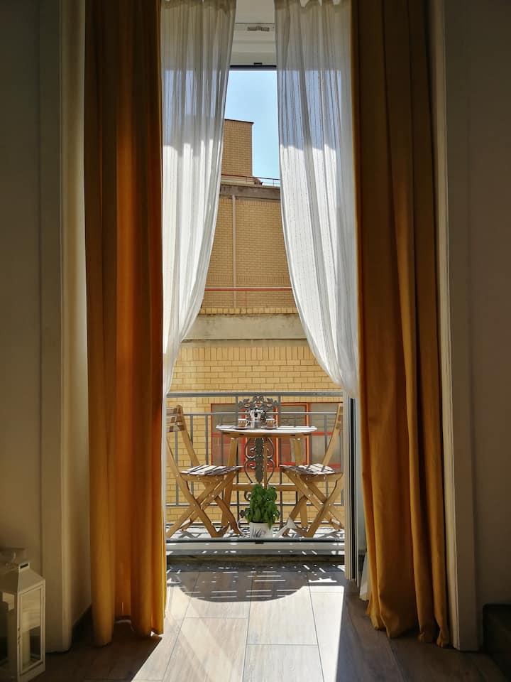 casa vacanza il sole di Napoli Old Town