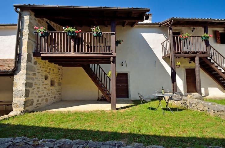 Central Istria Kotli Stone House#3