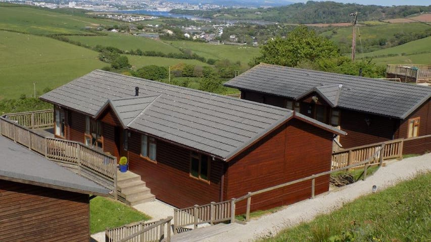 Millbrook View - A Luxuary 3 bedroom lodge - Cornwall