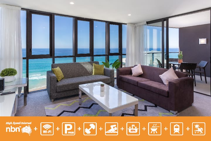 180 Degree Ocean View Modern Apartment GCRDQ6P6