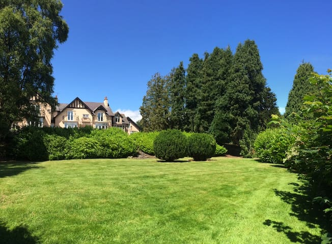 Two bed apartment with stunning country views - Rothbury - Apartemen