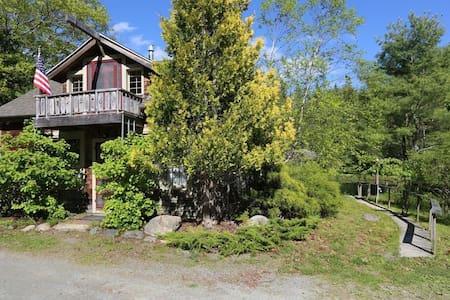 Water's Edge Cottage - Deer Isle - Gästehaus