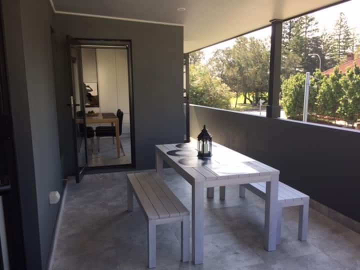 MANLY 3 bedroom home with huge balcony & backyard.