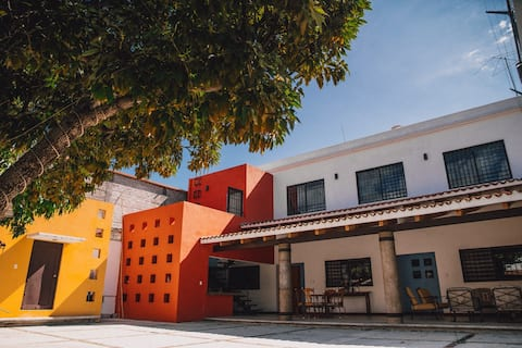 Casa Teotitlán. Habitación 2