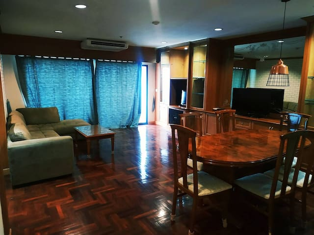 Spacious 2Bed/2Bath Next to Central Bangna
