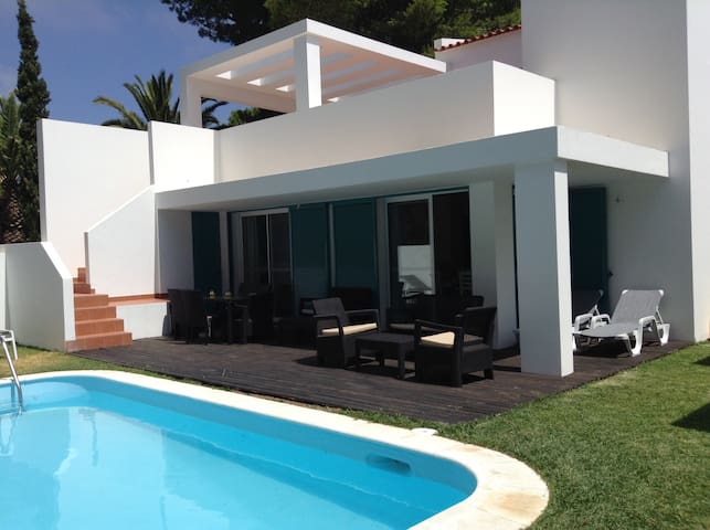 Beach House Private Pool Prainha AC - Alvor - Villa