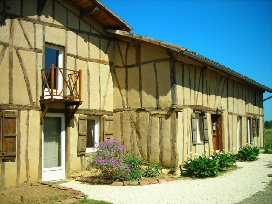 Belliette chambres d 39 h tes gers bed breakfasts te - Chambres d hotes languedoc roussillon ...