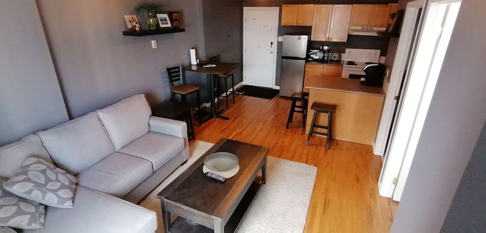 Private Suite 1 Bedroom Apartment Central Edmonton