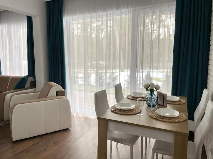 Apartments Augustow on the lake Necko Zefir 10