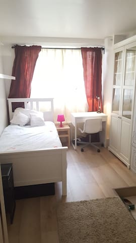 Sunny and charming small one room apt
