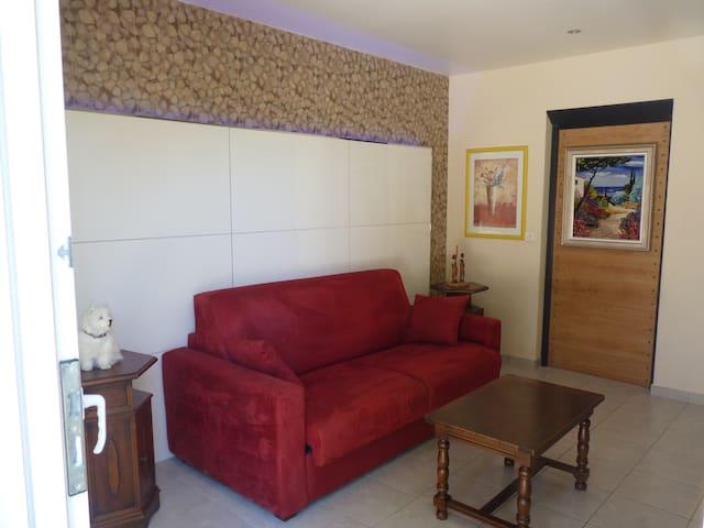 A Marreda, location paisible à 300m de la mer - Olmeto - Apartment